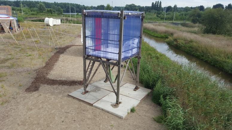 Combien coûte une location airbnb dans la capitale des Pays Bas ?