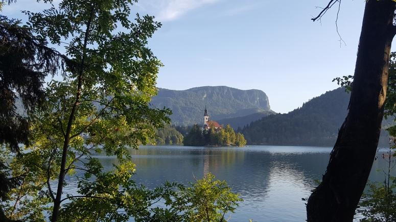 Où faire de la randonnée en Slovénie ?