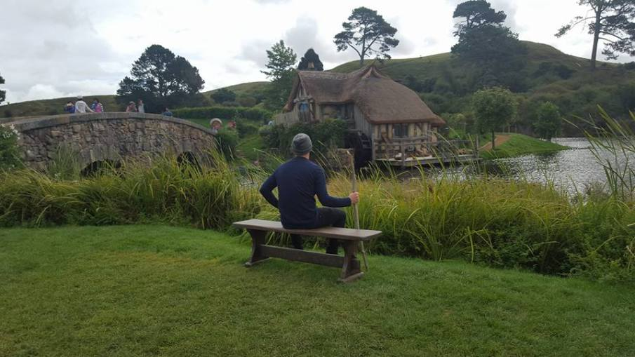 Comment aller voir le village des Hobbits ?